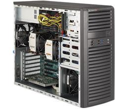 【高汎用性タワーサーバ・ワークステーション】SolutionWorkstation 3028P64-A94OB