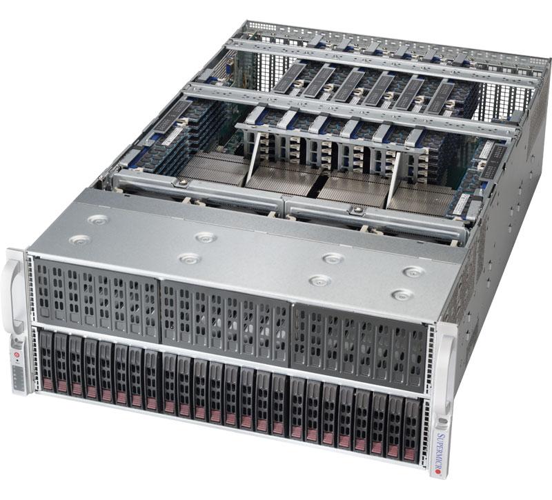 【メモリ6TB搭載モデル】SolutionServer HPC-30424E7V4-A424WRB.