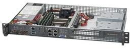 【低消費電力Xeon Dモデル】SolutionServer 3018D-A11OMFLVB