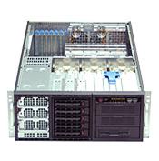 【Opteron™ 4wayモデル】SolutionServer HPC-80416OI-A45RWB