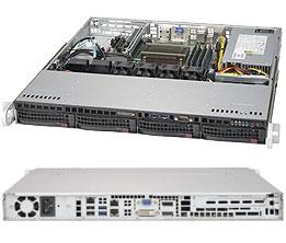 【クライアントOS対応1Uモデル】Solution Server 3014C7SL-A14WB