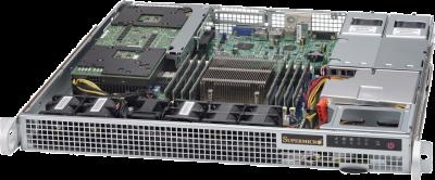 【高拡張性コンパクトサーバ】Solution Server 3018P6U4-A12OMWS