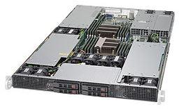 【1U / GPU 3基搭載モデル】SolutionServer HPC-30222P64-SD14WTARB-P100