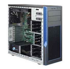 【Xeon Phi™ Knights Landing(KNL)搭載水冷Workstation】HPC-30164KL-A94B