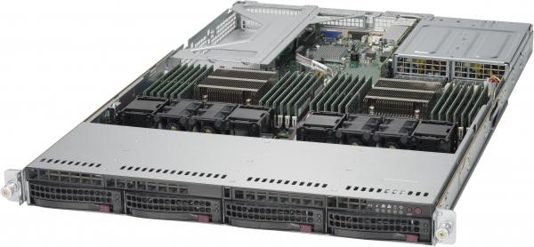 【1U拡張性特化モデル】SolutionServer 30222P64-A14WRB
