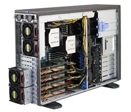 【Xeon Phi 5110P搭載モデル】 SolutionServer HPC-3028P63-A98WTARB-P51