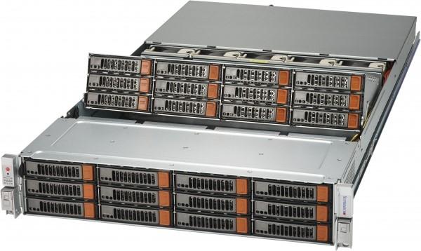 【2U24ベイ大容量ストレージ】StorageServer 3028P64-A224WRB