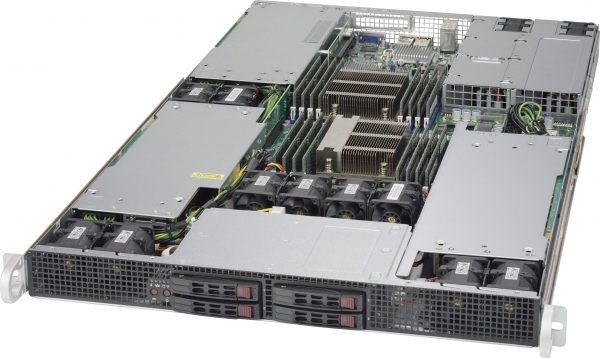【XeonPhi7120P搭載モデル】SolutionServer HPC-30212P63-SD14WTARB-P71