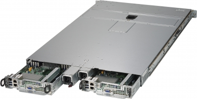 【1U2ノードモデル】SolutionServer 30210P64-A18WRB