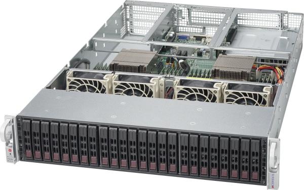 【高IOPS、高速ファイルサーバ向けモデル】SolutionServer 30222P64-SD224WRB