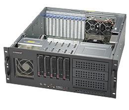 FAK-6200S-4E10<br>PCI Express 11スロット搭載モデル