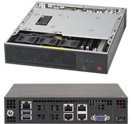 FAE-X1600 Xeon® D搭載/ハイエンド小型ボックスPC