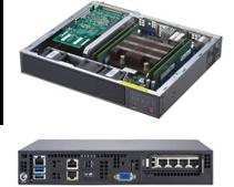 FAE-X2400<br>【Xeon®D2123IT搭載/ハイエンド小型ボックスPC】