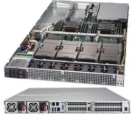 GST1200-NV4【1U / Tesla V100 NVLink対応GPU (Volta) 4基搭載】