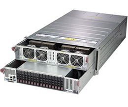 GST4200-NV8【4U / Tesla V100 NVLink対応GPU (Volta) 8基搭載】