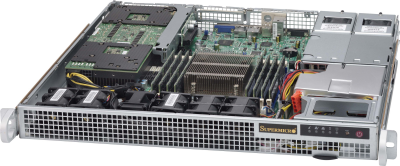 RST1100-EX【高拡張性コンパクトサーバー】