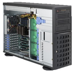 WSD8200【AMD EPYC™ 7000シリーズ搭載 タワー型ワークステーション】
