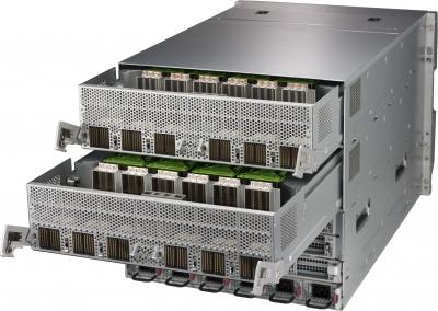 GST10200-NV16【10U / Tesla V100 NVLink対応GPU (Volta) 16基搭載】