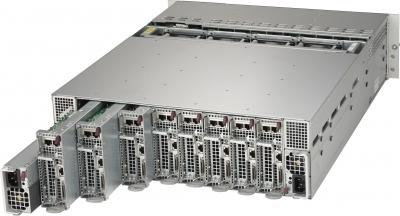 LVT3100【低消費電力Xeon D 3U8ノードモデル】