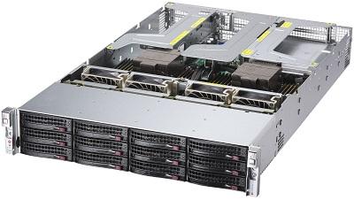 RSD2200【AMD EPYC 7002シリーズ搭載 2Uスタンダードサーバー】