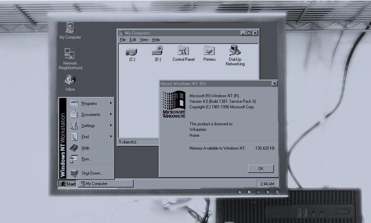 Windows NT 〜サポート終了でも使い続ける理由と方法