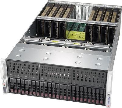 GST4200-8N【Quadro RTX 8000 8基搭載 NVLink接続モデル】