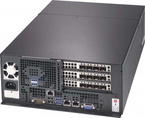 FAH-9100E【Tesla T4対応/高性能・高拡張ボックスPC】