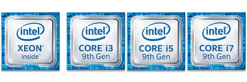 第8世代/第9世代Intel Xeon / Core i プロセッサー対応