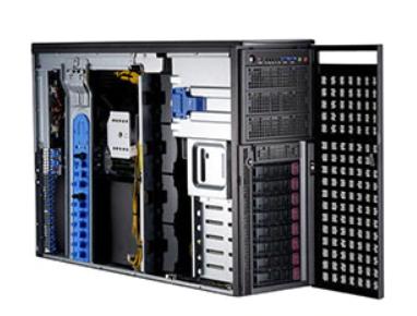 WST8200-4S【NVIDIA V100S 4基搭載高性能WS】
