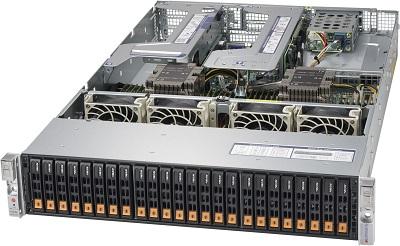 RST2200-NM【All NVMe対応2Uストレージサーバー】