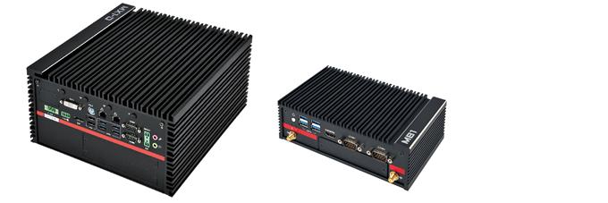 GPU対応モデルやPoE対応小型ファンレスモデルもご用意