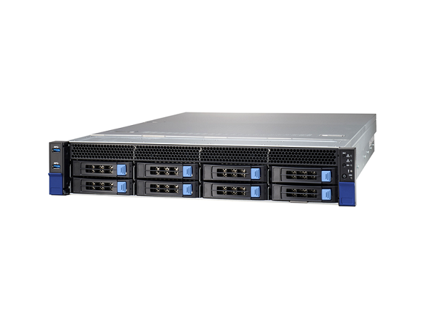 NVIDIA Ampere GPUアーキテクチャ(A100, RTX 3090)対応2U4GPUモデル
