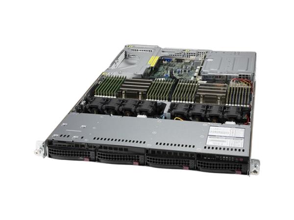 AMD EPYC 7003シリーズ搭載 1Uスタンダードサーバー
